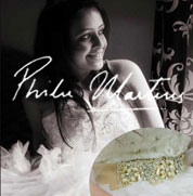 Philu Martins, Wedding Gown designer in Goa