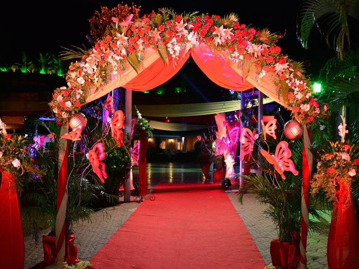 THE VILLAGE, Stone Quarry, wedding hall in South Goa